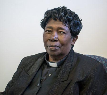 Rev. Mapeete Mokhosi