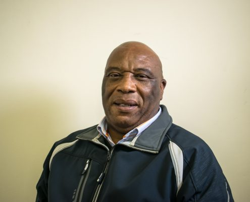 Rev. Mxolisa January